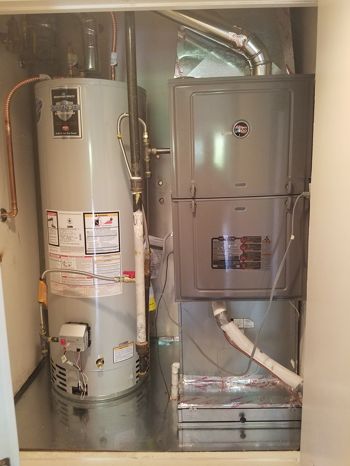 commercial water heater santa fe nm