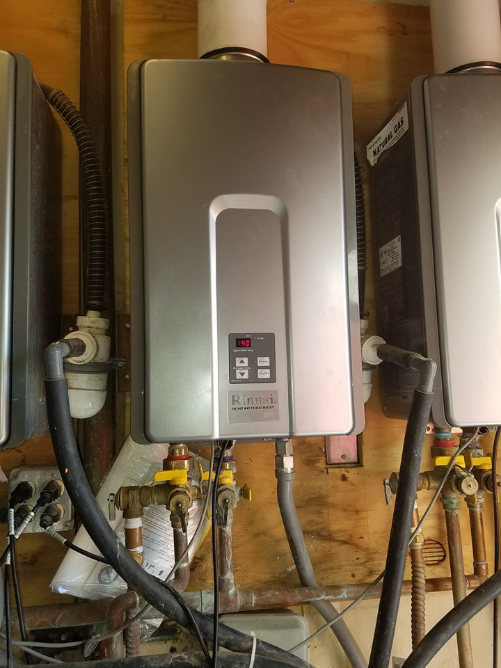 rinnai tankless water heater santa fe nm